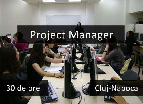 curs project manager in it cluj
