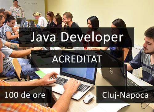 curs programare cluj - java developer